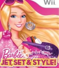Игра Барби - Barbie jet set, and style скачать
